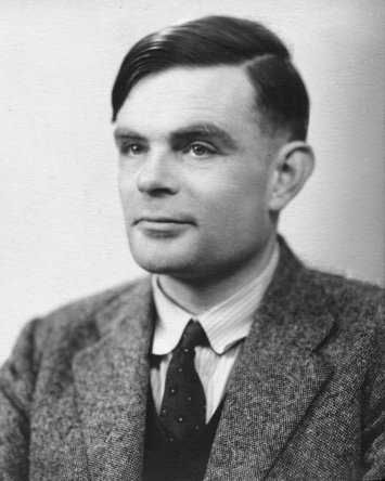 Alan Turing's library list