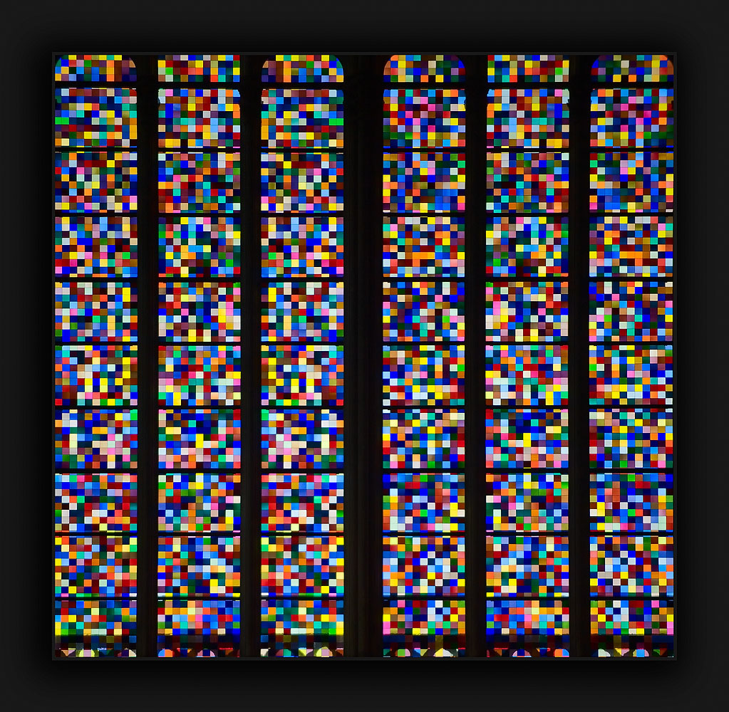 Richter Stained Glass